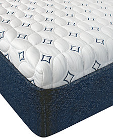 "SensorGel 10"" Plush Mattress- California King, Quick Ship, Mattress In A Box"