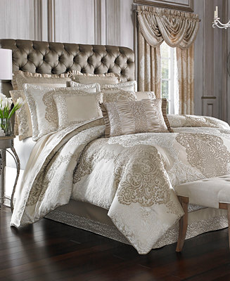 J Queen New York La Scala Comforter Sets Bedding