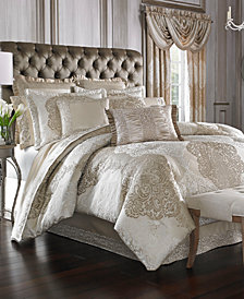 J Queen New York La Scala California King 4-Pc. Comforter Set