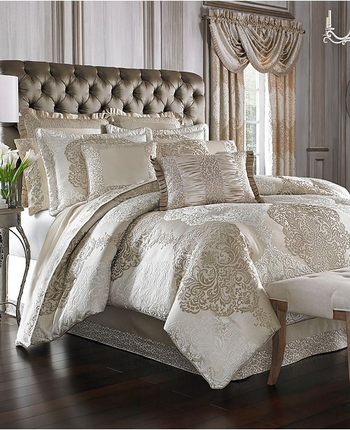 J Queen New York La Scala Bedding Collection Bedding Collections