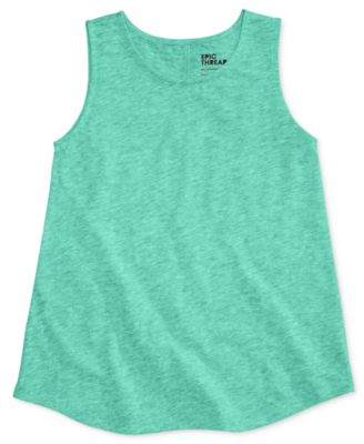 Image of Epic Threads Swing Tank Top, Toddler & Little Girls (2T-6X), Only at Macy's