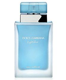 DOLCE&GABANNA Light Blue Eau Intense Eau de Parfum Spray, 1.6 oz