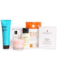Macys 7-Pc. Summer Beauty Sampler Gift Set
