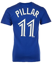 Men's Kevin Pillar Toronto Blue Jays Official Player T-Shirt