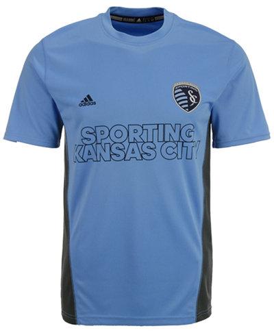adidas Men's Sporting Kansas City Performance T-Shirt