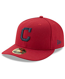 New Era Cleveland Indians Low Profile AC Performance 59FIFTY Cap