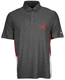 Colosseum Men's Alabama Crimson Tide The Bro Polo