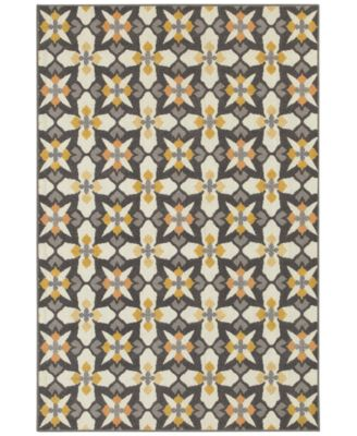 "CLOSEOUT!  Soleil Starlight 3'3"" x 5' Indoor/Outdoor Area Rug"