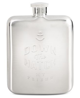 Celebrate Shop Down the Hatch Flask