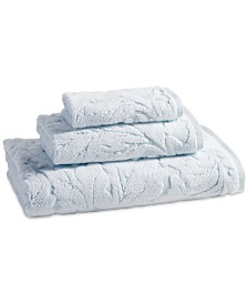 Cassadecor Fern Cotton Bath Towel Collection
