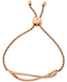 Michael Kors Pavé Slider Bracelet