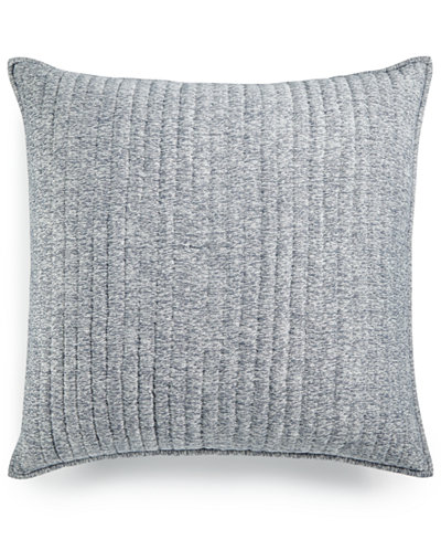CLOSEOUT! Hotel Collection Patchwork Cotton Quilted European Sham, Created for Macy's