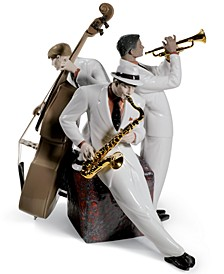 Jazz Trio Figurine