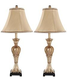 Set of 2 Patrizia Urn Table Lamps