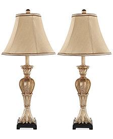 Safavieh Set of 2 Patrizia Urn Table Lamps