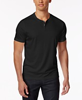72fa8eb5 Alfani Men's Soft Touch Stretch Henley, Created for Macy's