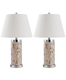 Set of 2 Diana Shell Table Lamps