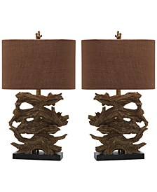 Set of 2 Foreseter Table Lamp