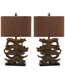 Safavieh Set of 2 Foreseter Table Lamp