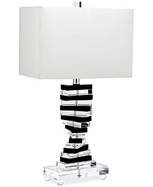 Safavieh Crystal Key Table Lamp