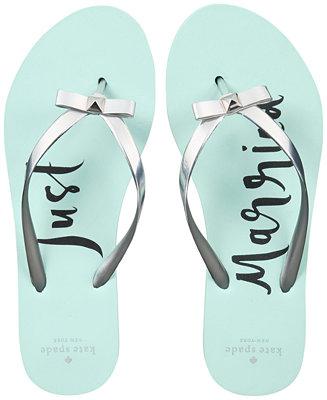 e9c9963c5 kate spade new york Nadine Flip Flop Sandals   Reviews - Sandals   Flip  Flops - Shoes - Macy s