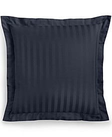 "1.5"" Stripe European Sham, 100% Supima Cotton 550 Thread Count , Created for Macy's"