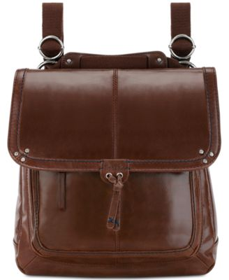 Image of The Sak Ventura Small Leather Backpack