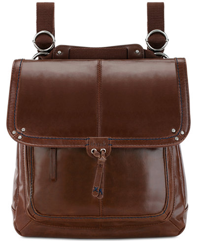 The Sak Ventura Small Leather Backpack - Handbags & Accessories ...