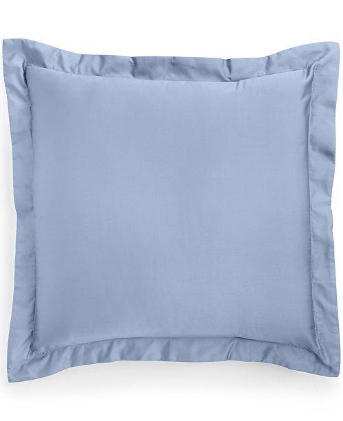 Charter Club  European Sham, 100% Supima Cotton 550 Thread Count, Created for Macy's