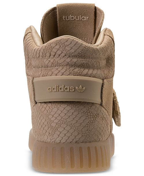 wholesale dealer cbc27 1f9fd ... adidas Women s Tubular Invader Strap Casual Sneakers from Finish ...