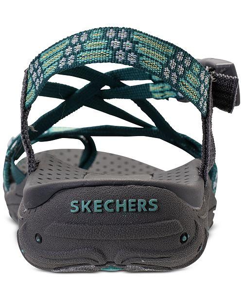 Skechers Women S Reggae Loopy Sport Sandals From Finish