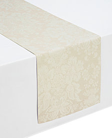 "Waterford Berrigan Gold 90"" Table Runner"