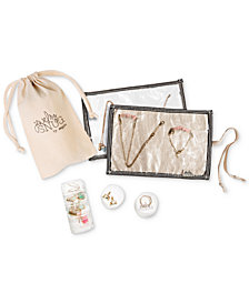 Jody Coyote Jewelry Snug Travel Organizer and Extra Sheets