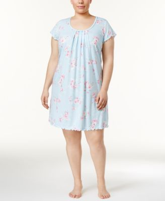 Miss Elaine Nightgowns and Sleep Shirts - Macy's