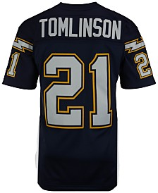 Mitchell & Ness Men's LaDainian Tomlinson Los Angeles Chargers Replica Throwback Jersey