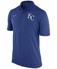Nike Men's Kansas City Royals Dri-Fit Polo 1.7