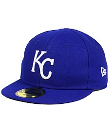 New Era Kansas City Royals Authentic Collection My First Cap, Baby Boys