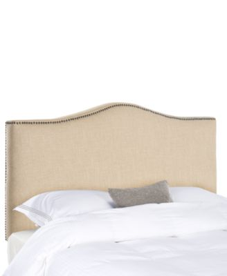 Galien King Winged Headboard, Quick Ship
