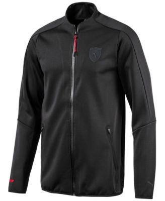 Puma Men\u0027s Ferrari Track Jacket \u0026 Reviews , Coats \u0026 Jackets