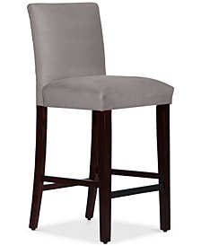 Preston Bar Stool, Quick Ship