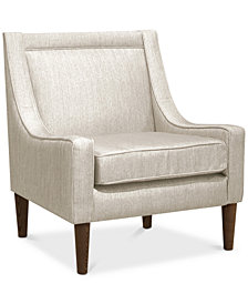 Devin Accent Chair, Quick Ship