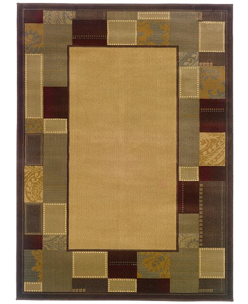 Oriental Weavers CLOSEOUT! Area Rug,  Amelia 6993Y 5' x 7' 6""