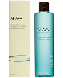 Ahava Mineral Toning Water, 8.4 oz.