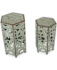Moren Iron (Set of 2) Accent Tables