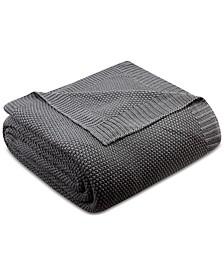 Bree Knit Twin Blanket