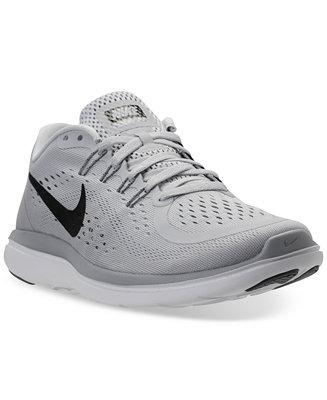 3e11305c1878 Nike Men's Flex 2017 Run Running Sneakers from Finish Line - Finish ...