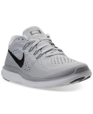 Nike Men\u0027s Flex 2017 Run Running Sneakers from Finish Line