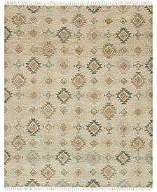 Loloi Owen OW-05 Pewter/Sand Flatweave Area Rugs