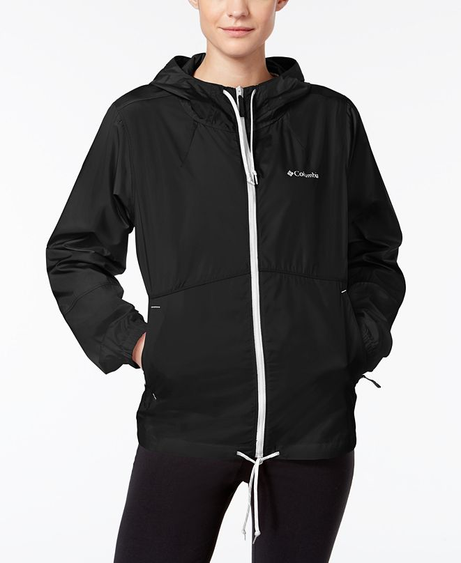 Columbia Women's Flash Forward Water-Resistant Windbreaker