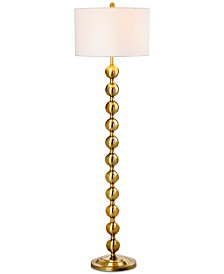 Safavieh Reflections Gold-Tone Floor Lamp